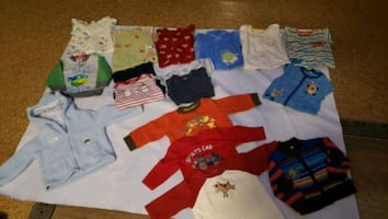 6-24 months Clothing lot