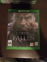 Lord of The Fallen (Xbox one)