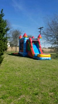 Bounce house/water slide rentals Austin, 78754