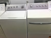 white washer and dryer set Montreal, H2A 1G8