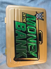 WWE Money In The Bank Briefcase  Greenwood Lake, 10925