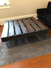 Coffee Table (Pallet Coffee table)