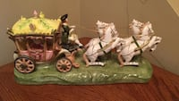 two white and brown horse figurines Longueuil, J4V 2C2