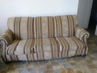 gray and brown fabric 3-seat sofa Morristown, 37813