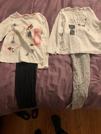 Girls outfit set 6