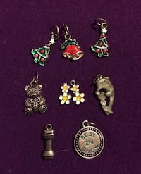 eight assorted-color pendants Abilene, 79606