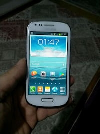 Beyaz Samsung Galaxy S3 Mini 8413 km