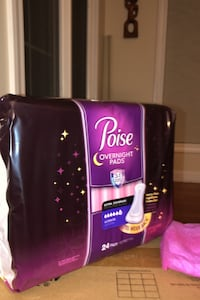 Poise Pads  Clive, 50325