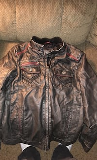 Buckle black jacket  size small