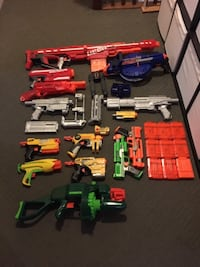 Nerf and other dart guns