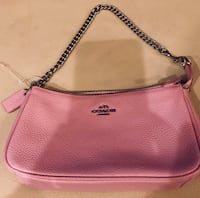 Pretty lil authentic Coach purse Silver Spring, 20904