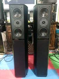 THE LEGEND JAMO 707i  High-End Speaker
