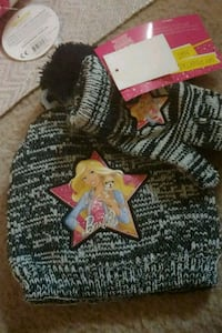 Barbie hat and glove winter set Frederick, 21703