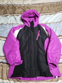 Lightly Used girl's 3 in 1 jacket 10/12 Toronto, M3C 3A5