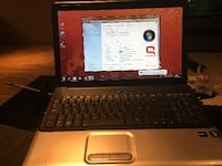 HP Presario CQ61 Notebook 6010 km