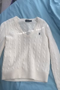 Polo knitted sweater Mississauga, L5M 0V8