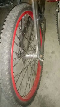 3 gear red and black wheels