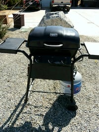 Propane Grill with Tank  Apple Valley