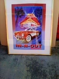 Classic IN N OUT Framed picture Palmdale, 93551