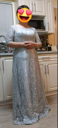 Beautiful sparkly cocktail dress
