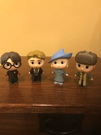 Harry Potter Funko Mystery Minis - Triwizard Champions  Centreville, 20120