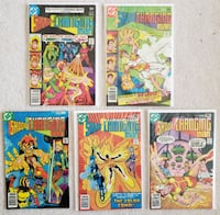 Shade, the Changing Man comic lot (5) Mount Airy