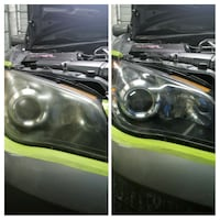 Auto Headlight cleaning Milford Mill, 21244