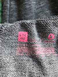 gray and pink Pink by Victoria's Secret pants Woodland, 95776