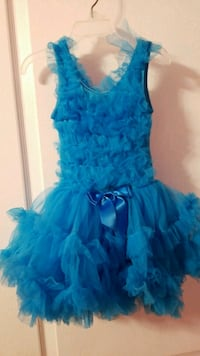 Tutu dress size 4 to 5. New with tag Toronto, M1C
