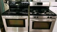 Gas or Glasstop Frigidaire Stove $300 EACH East Hartford, 06108