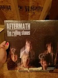 Aftermath rolling stones vinyl  Chantilly, 20152