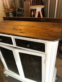 Buffet and serving cabinet