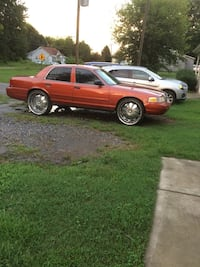 Ford - Crown Victoria - 2001 Richmond, 23234