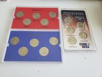 1999-2003 United States State Quarter Coin Collection Calgary, T2R 0S8
