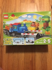 Duplo lego toy box
