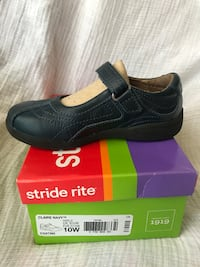 Girls shoes Stride rite (size10W) Clarksville, 37043