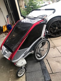 Thule Chariot Cougar Bike Trailer/Stroller in new condition Toronto, M5N