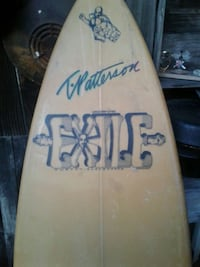 white and blue surf board Milton, 32570