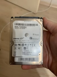 Samsung 500GB HDD