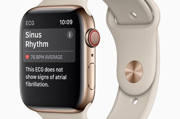 Brand new Apple Watch 4 FIRST RELEASE!!