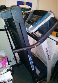 Pro-form 960 treadmill with work out disc Charlotte County