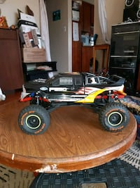 Rc axial crawler.   St. Catharines