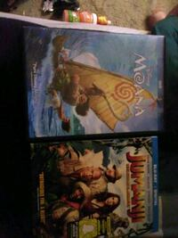 Disney dvds and some bluerays buyer picks up