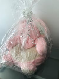 Pink elephant plush chair( toy) Toronto, M4Y