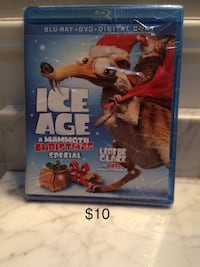 Ice Age A Mammoth Christmas Special (New) Richmond Hill, L4C