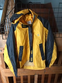 yellow and blue zip-up jacket Hagerstown, 21742