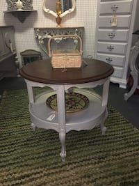 Pretty French Provincial Table.