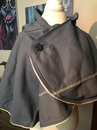 Medieval Renaissance Style Hooded Cloaks Derry, 03038