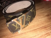 Louis Vuitton belt  Ottawa, K1T 2A8