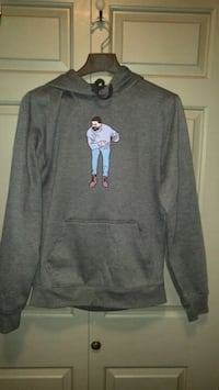 Hoodie freakin tees size small Drake Laval, H7G 4T5